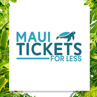 Maui Tickets For Less logo