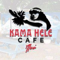 Kama Hele Cafe logo