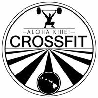 Aloha Kihei CrossFit logo