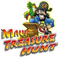 Maui Treasure Hunt logo