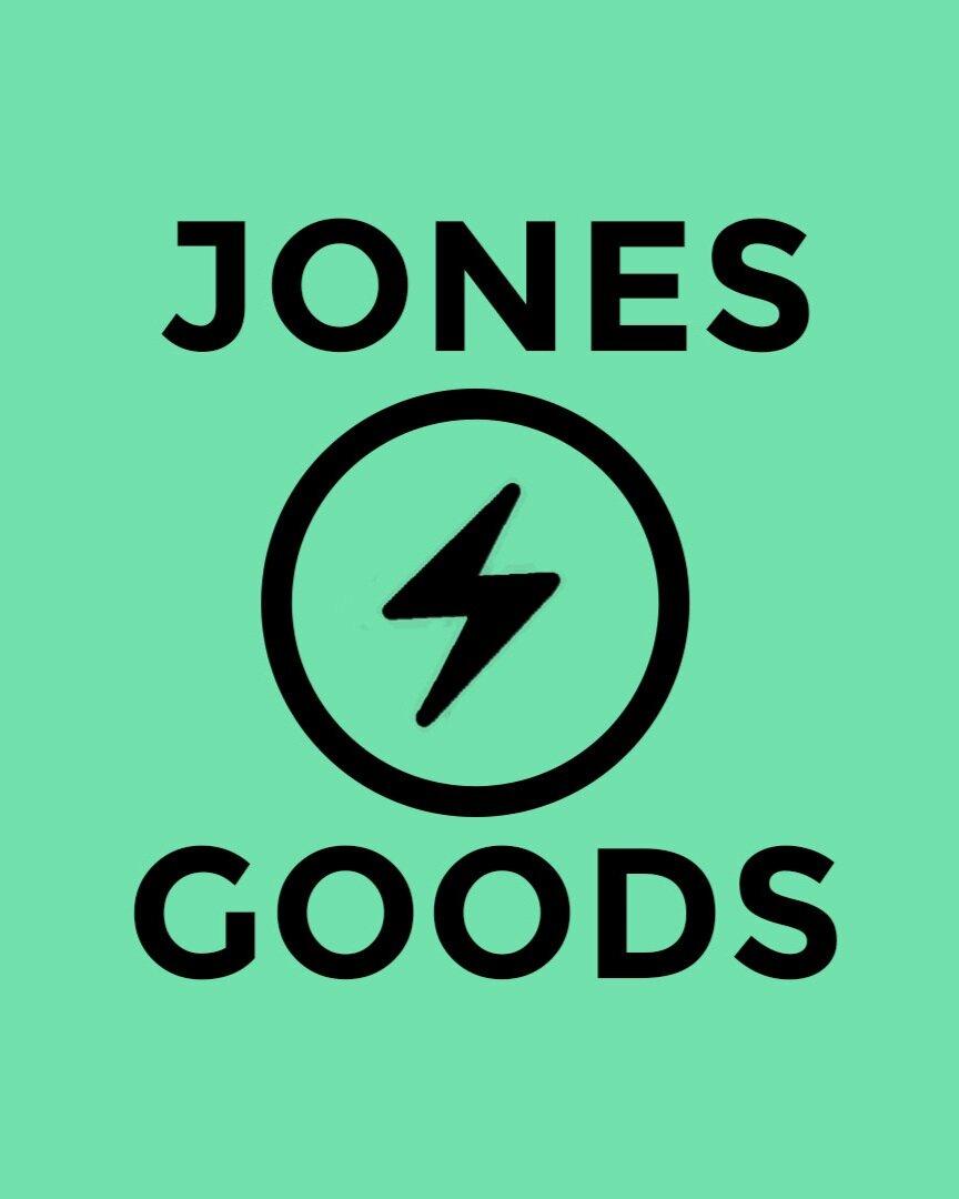 Jones Goods logo