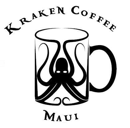 Kraken Coffee logo