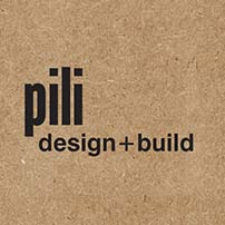 Pili Design + Build, LLC logo
