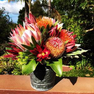Maui's Finest Flowers logo