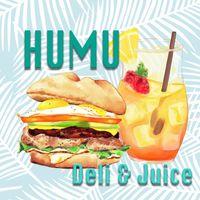 Humu Deli & Juice logo