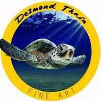 Desmond Thain Fine Art logo