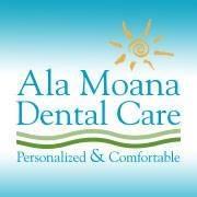 Ala Moana Dental Care logo