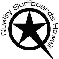 Quality Surfboards Hawaii logo