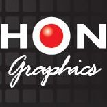 Hon Graphics logo