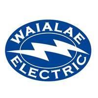 Waialae Electric logo