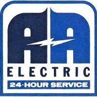 AA Electric Ltd logo