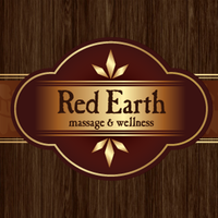 Red Earth Massage & Wellness logo