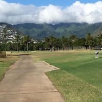 Ala Wai Golf Course logo