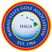 Hawaii State Golf Association logo