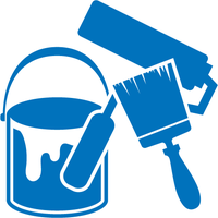 Raymond's Painting Co Inc logo