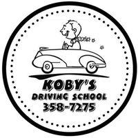 Koby's Driving School logo
