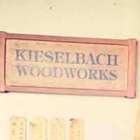 Kieselbach Woodworks logo