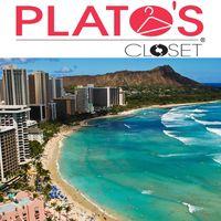 Plato's Closet Honolulu logo