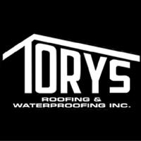 Tory's Roofing & Waterproofing logo