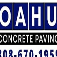 Oahu Concrete Paving logo