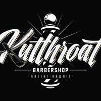 Kutthroat Barbershop logo