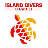 Island Divers Hawaii logo