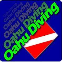 Oahu Diving logo