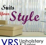 Vrs Upholstery & Sales logo