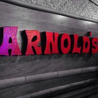 Arnold's Beach Bar logo