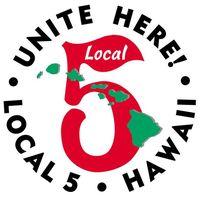 UNITE HERE! Local 5 logo