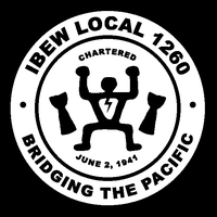 IBEW Local 1260 logo