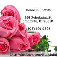 Honolulu Florist logo