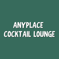 Anyplace Cocktail Lounge logo