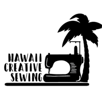 Hawaii Creative Sewing logo