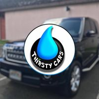 Thirsty Cars logo