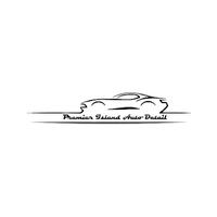 Premier Island Auto Detail logo