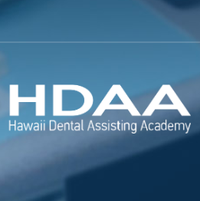HDAA Hawaii Dental Assisting Academy logo