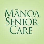 Manoa Senior Care logo