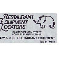 Restaurant Equipment Locators logo