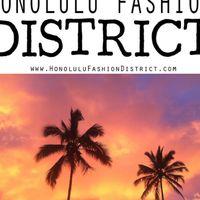Honolulu Fashion District logo