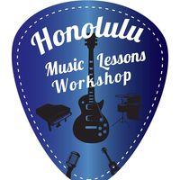Honolulu Music Lessons Workshop logo