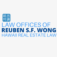 The Law Offices of Reuben SF Wong logo