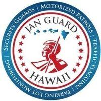 Jan-Guard Hawaii Inc Oahu logo