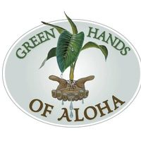 Green Hands of Aloha logo