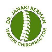 Dr Janaki Berman Waikiki Chiropractor logo