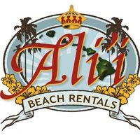Ali'i Beach Rentals logo