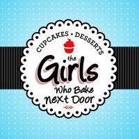 The Girls Who Bake Next Door logo