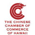 Chinese Chamber of Commerce of Hawaii logo