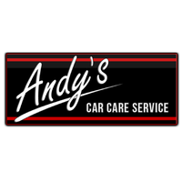 Andy's Car Care Service logo