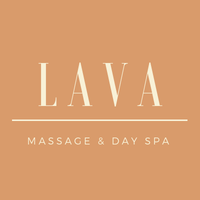 Lava Massage & Day Spa logo